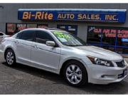 2008 Honda Accord Leather Sunroof And V6 Power