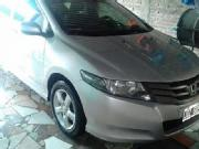 Honda city 2010 vendo auto