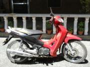 Honda wave 125 for 100 peso per day only and own one