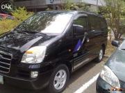 Hyundai starex 2007 diesel hyundai starex 2007