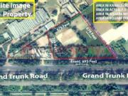 Industrial / Commercial Land For A Sale