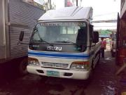 Isuzu elf npr dropside body 10 ft