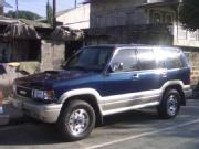 Isuzu trooper 97mdl local diesel
