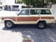 Jeep 1986 gasolina jeep wagoneer limited 4x4 1986 mexicana 100