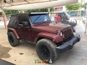 Jeep wrangler 2008 gasolina jeep 4x4 2008 con accesorios 195000 negociable si cambios y