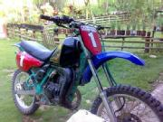 Kmx 125 for sale 45k only