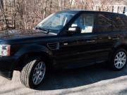 Land rover 2009 used 2009 land rover range rover sport hse