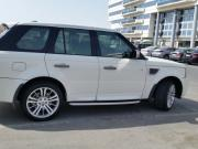 Land rover range rover sport 2009 gasoline range rover sport low km aed 145
