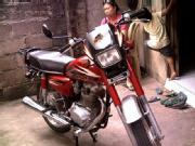 Like new honda tmx155