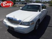 Lincoln Town Car Signature Limited In Florida Used Lincoln Town