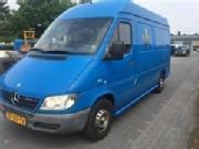 Mercedes benz sprinter mercedes benz sprinter 208cdi 2005 lang hoog nette staat