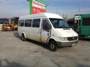 Mercedes sprinter 6 roues 412 bus 29 places