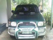 Mitsubishi adventure 01 first owned