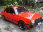 Mitsubishi lancer boxtype 1987 open for trade
