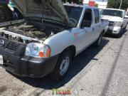 Nissan 2010 gasolina nissan doble cabina 2010 kilometraje 115000