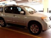 Nissan armada 2013 gasoline nissan armada le 2013 full option only 75000 km aed 83 500