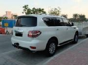 Nissan patrol 2016 gasoline almost new nissan patrol se ty2 2016 for sale