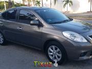 Nissan versa 2013 gasolina versa advance 2013
