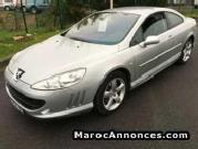 Peugeot 407 coupe 2 7 v6 hdi griffe bva