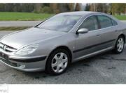 Peugeot 607 2 2 hdi pack occasion