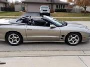 Pontiac trans am 2000 2000 pontiac trans am ws6 convertible one owner 900 hp low low miles