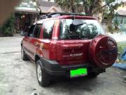 Red 1998 crv automatic super kinis trade in ok