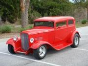 Ridler contestant 1932 ford victoria hot rod 32 vicky