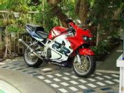 Rush cbr 900rr fireblade negotiable