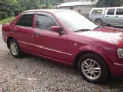 Rush sale ford lynx 05 at red color