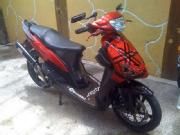 Rush sale mio sport slightly used 5k milage only