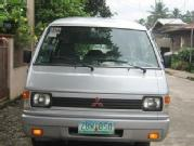 Second hand l300 van