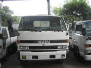 Semi forward isuzu nrr dropside 6bg1 19 ft