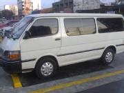 Sorry sold already 2003 sept 2003 acquired toyota hiace commuter local diesel