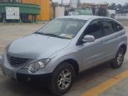 Ssangyong actyon 4x4 diesel año 2007