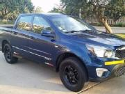Ssangyong actyon sports 2013 full equipo 4x4