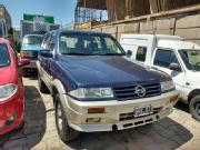 Ssangyong musso 1999 musso ssangyong 4x4 full full