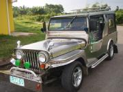 Steel top owner type jeep