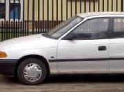 Stylish sports look opal astra 1997 model superb engine with gas kit