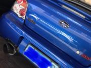 Subaru 2000 gasoline subaru stx 2007
