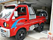 Suzuki multicab 2017 gasoline suzuki multi cab 2017