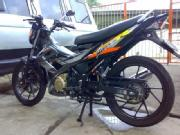 Swap to yamaha sniper or mio 2 sporty