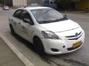Taxi rush for sale toyota vios 1 3j with franchise renewable