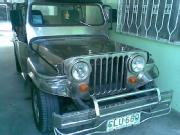 Toyota 4k owner type jeep w 12 cd changer good tires mags p70k neg