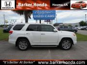 Toyota 4runner limited 2013 used 2013 toyota 4runner limited