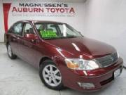 Toyota avalon 2000 2000 toyota avalon 4d sedan xls