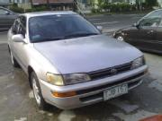 Toyota corolla gli 93 model at sold out