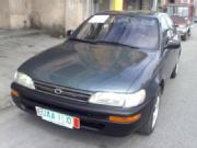 Toyota corolla xe limited edition 1995