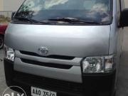Toyota hiace 2007 diesel toyota hi ace 2014