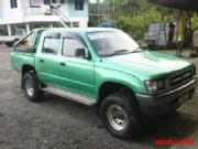 Toyota hilux for sale good condition rm 45 000 00