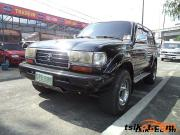 Toyota land cruiser 1995